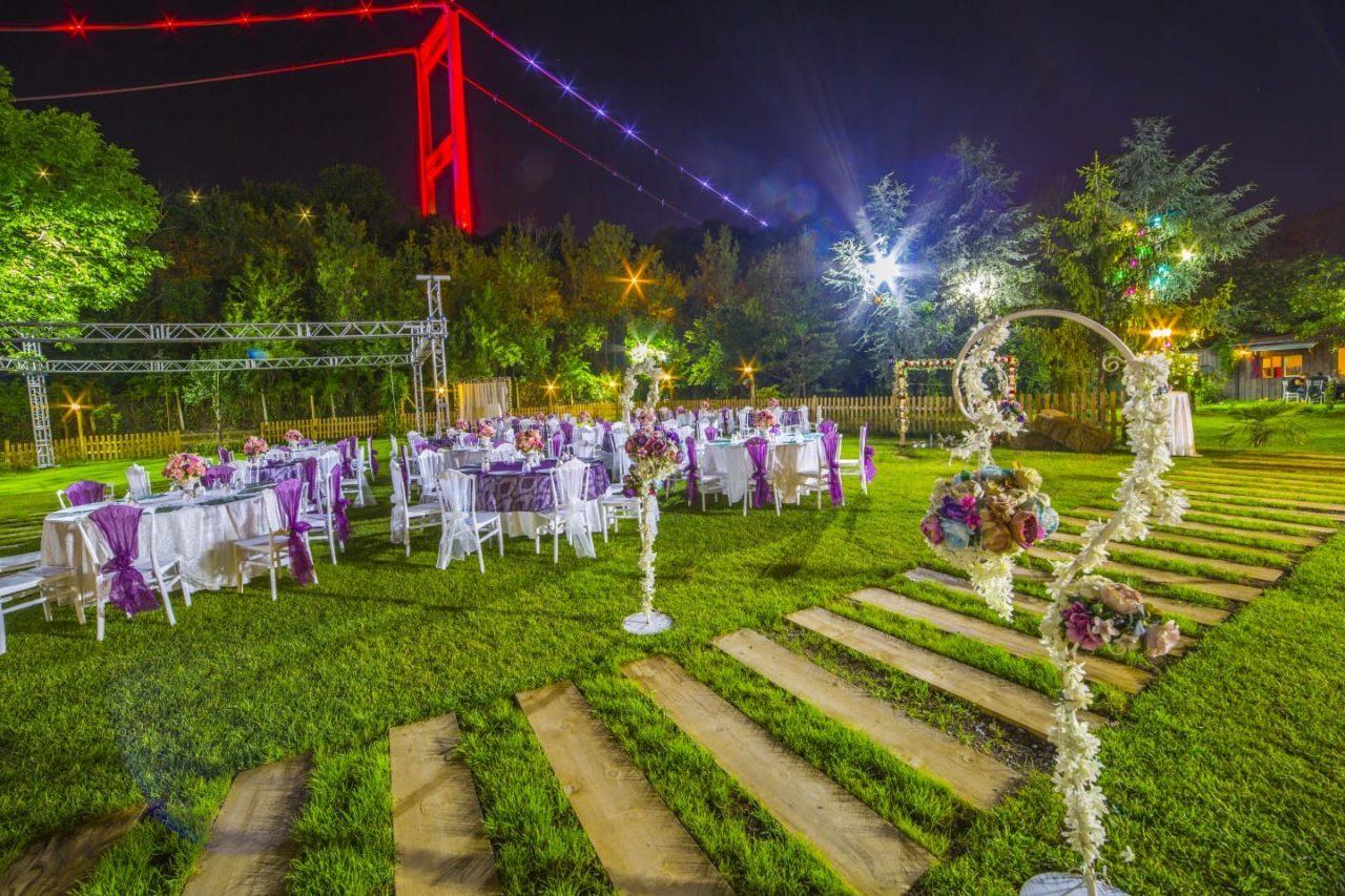 Koru Bahçe Beykoz Düğün Fiyatları