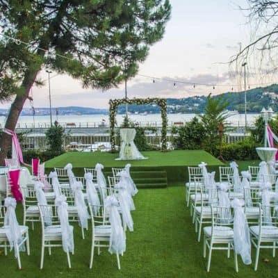 Avrupa Yakası Kır Düğünü