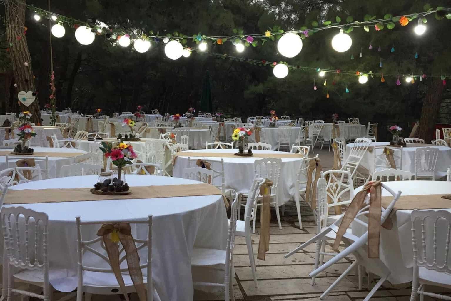 Karaçam Event Garden Bornova