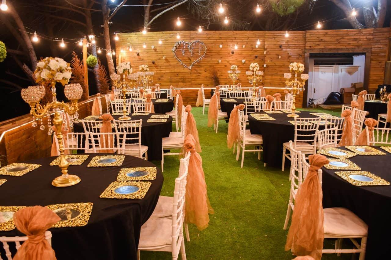 Sarıyer Garden Kır Düğünü Fiyatları İstanbul