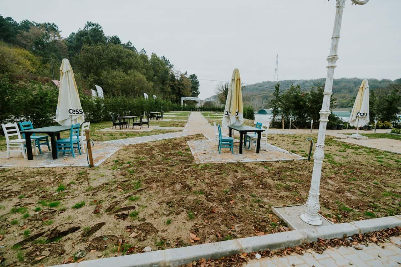 Enorme Jardin Beykoz