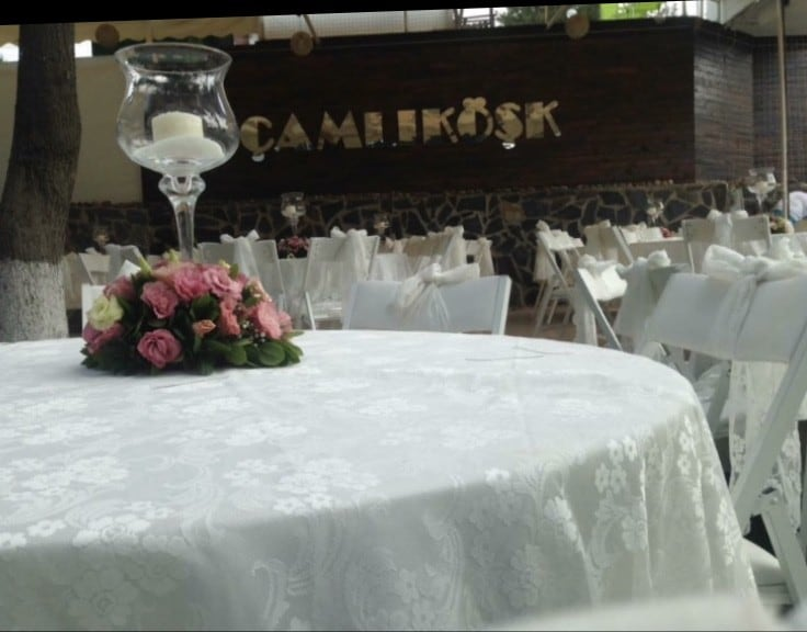 Çamlıköşk kır Düğün Bahçesi Çiğli Düğün Fiyatları