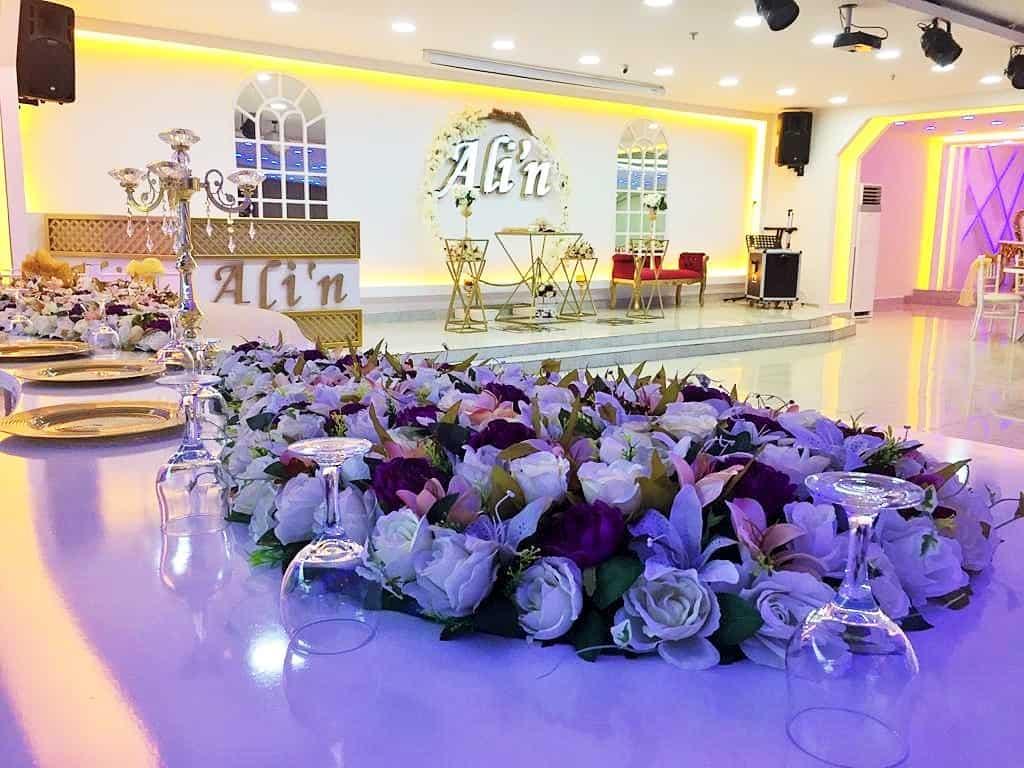 Alin Düğün Salonu Mamak Düğün Salonu