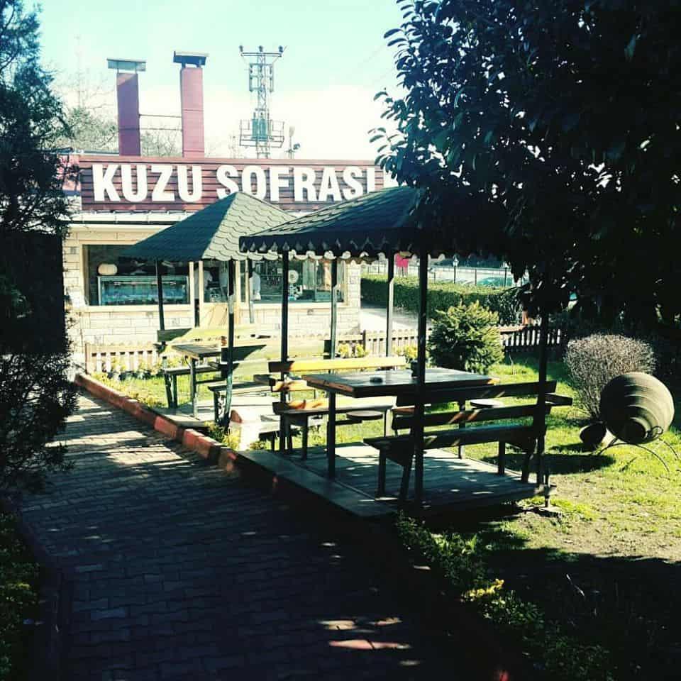 Kuzu Sofrası Arnavutköy nikah yemeği fiyatları
