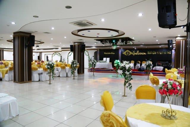 Şahsenem Düğün Salonları fiyatları